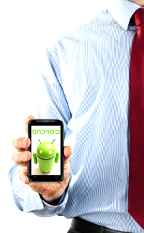 Get your mobile working for You - Android App Developer